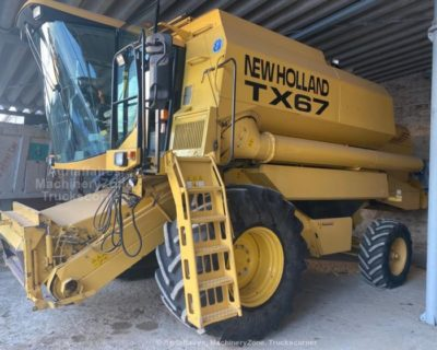 NEW HOLLAND T X 67